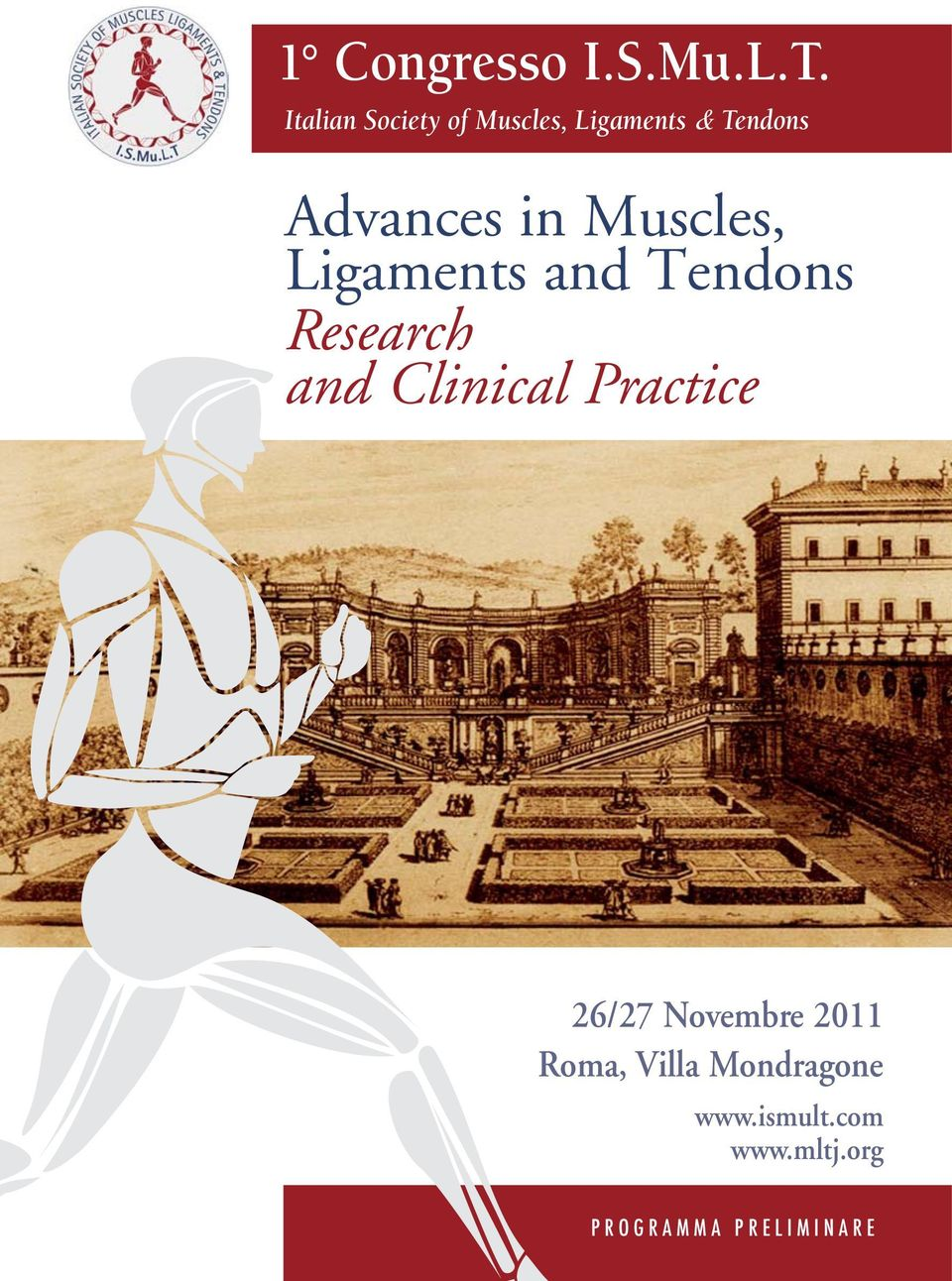 Muscles, Ligaments and Tendons Research and Clinical
