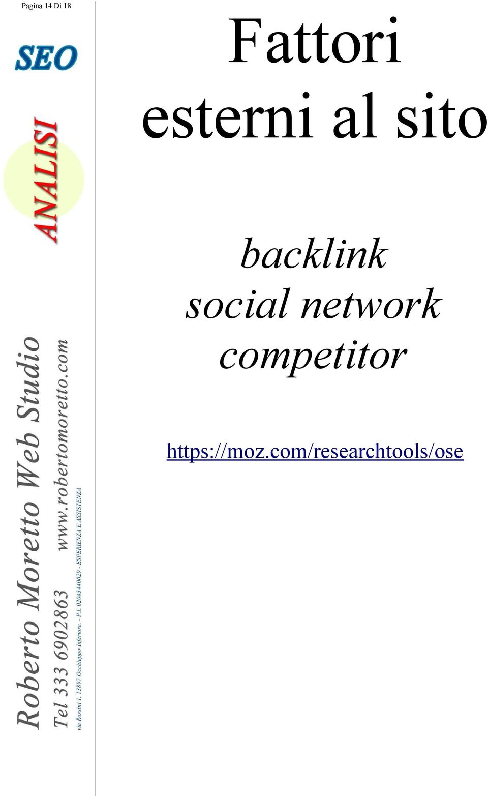 social network competitor