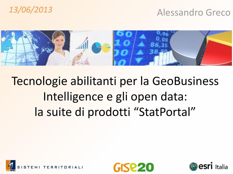 GeoBusiness Intelligence e