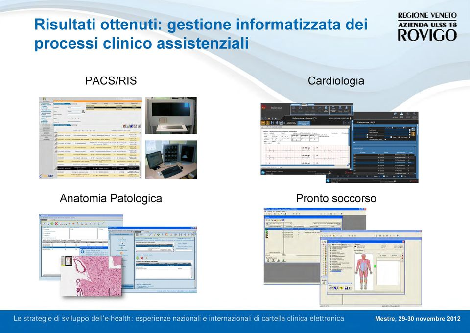 clinico assistenziali PACS/RIS