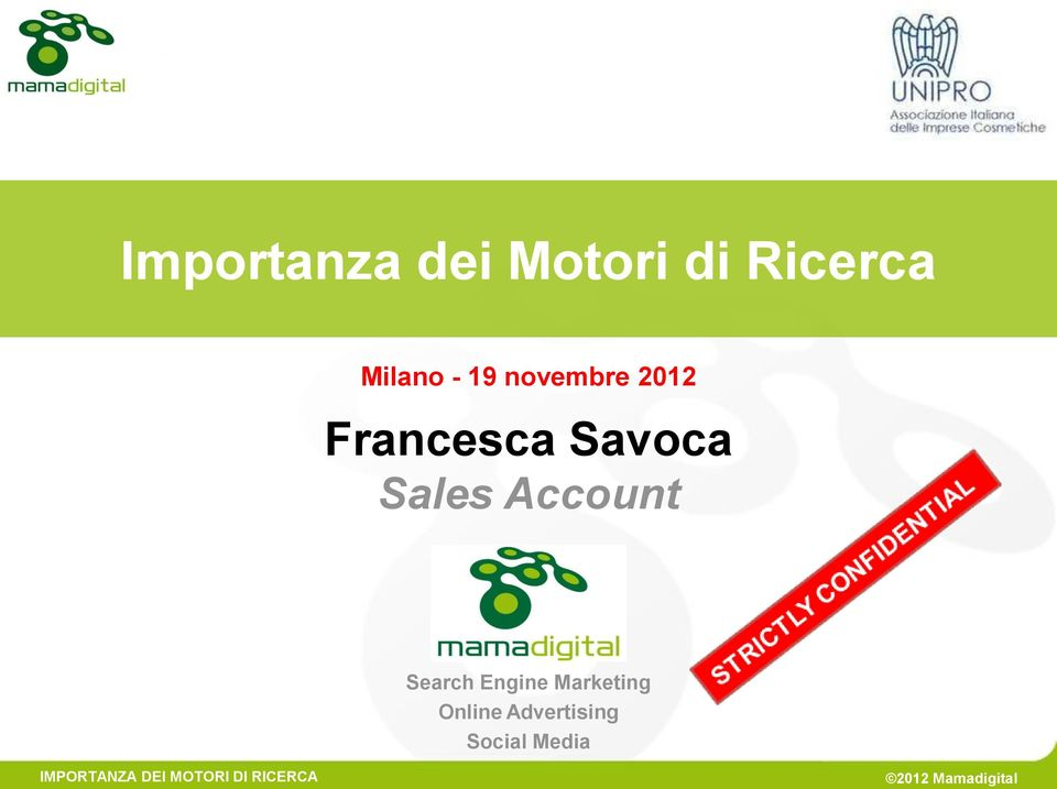 Savoca Sales Account Search Engine