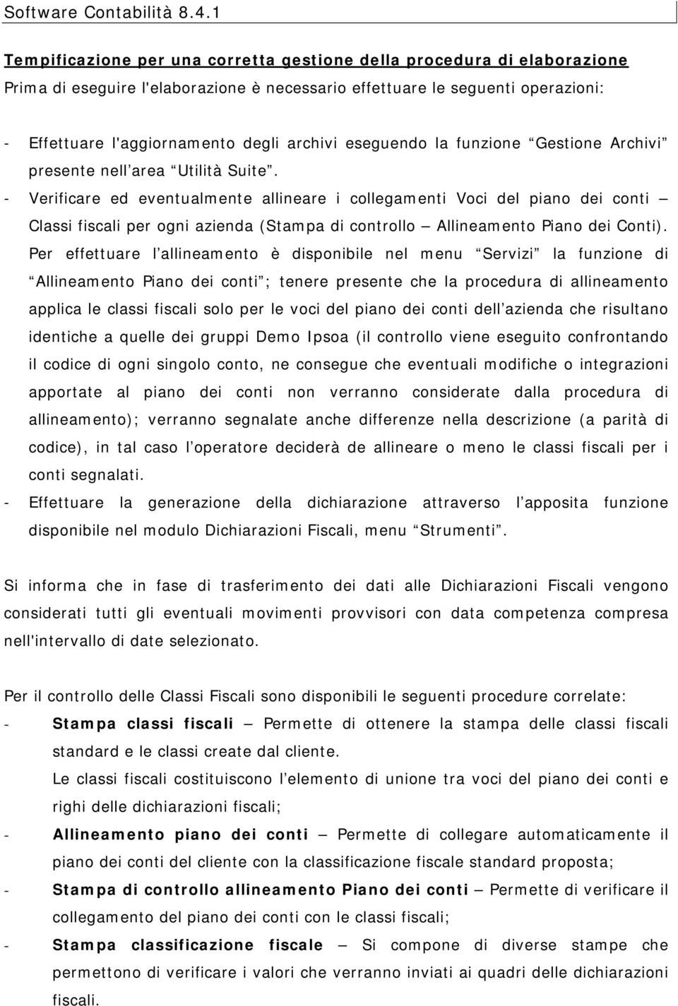 Software contabilit pdf for Software di piano planimetrico