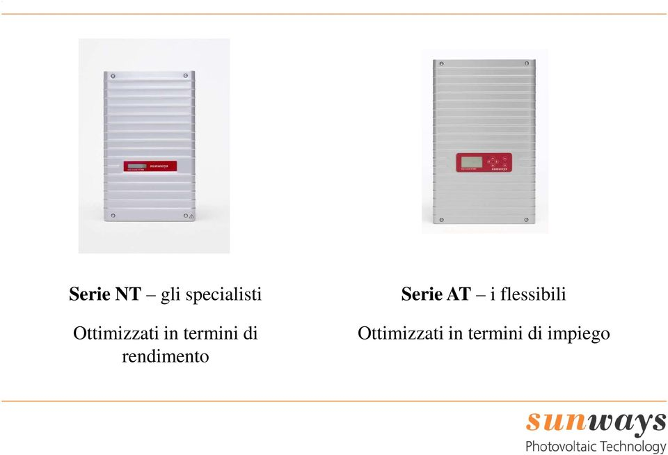 rendimento Serie AT i