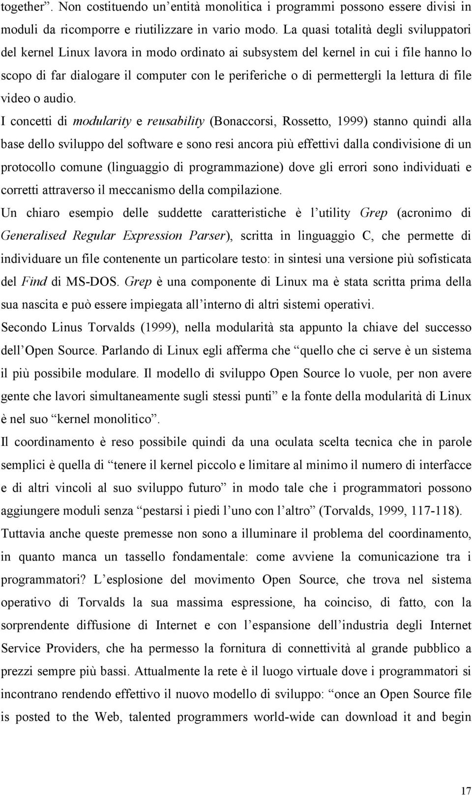 lettura di file video o audio.