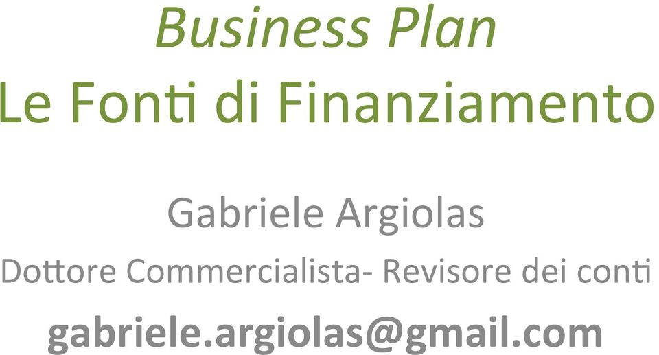 Do6ore Commercialista- Revisore