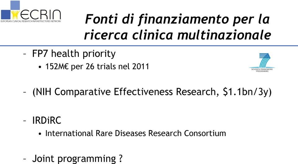 Comparative Effectiveness Research, $1.