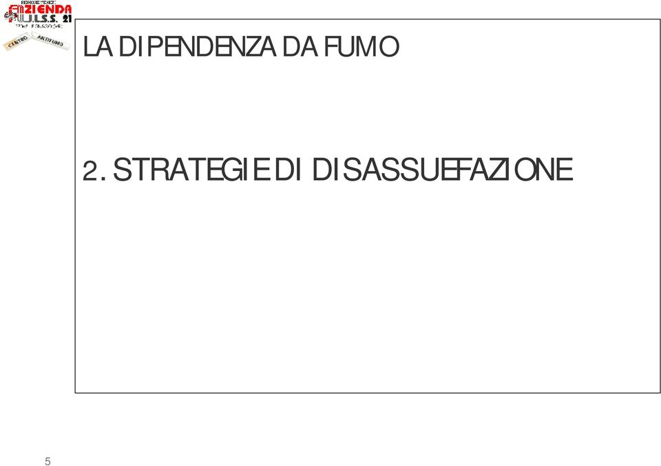 STRATEGIE DI