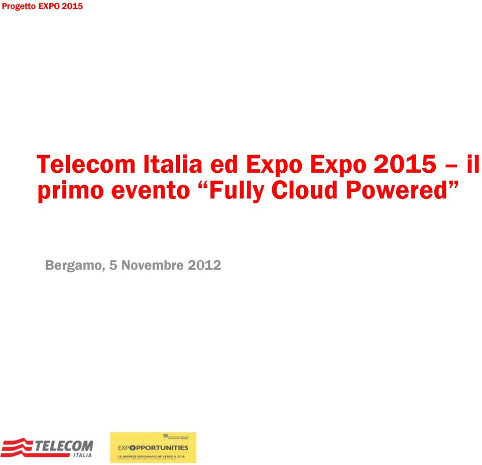 evento Fully Cloud