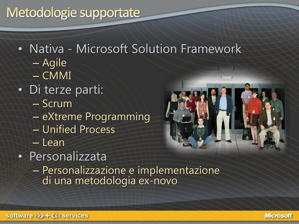 Unified Process Lean Personalizzata