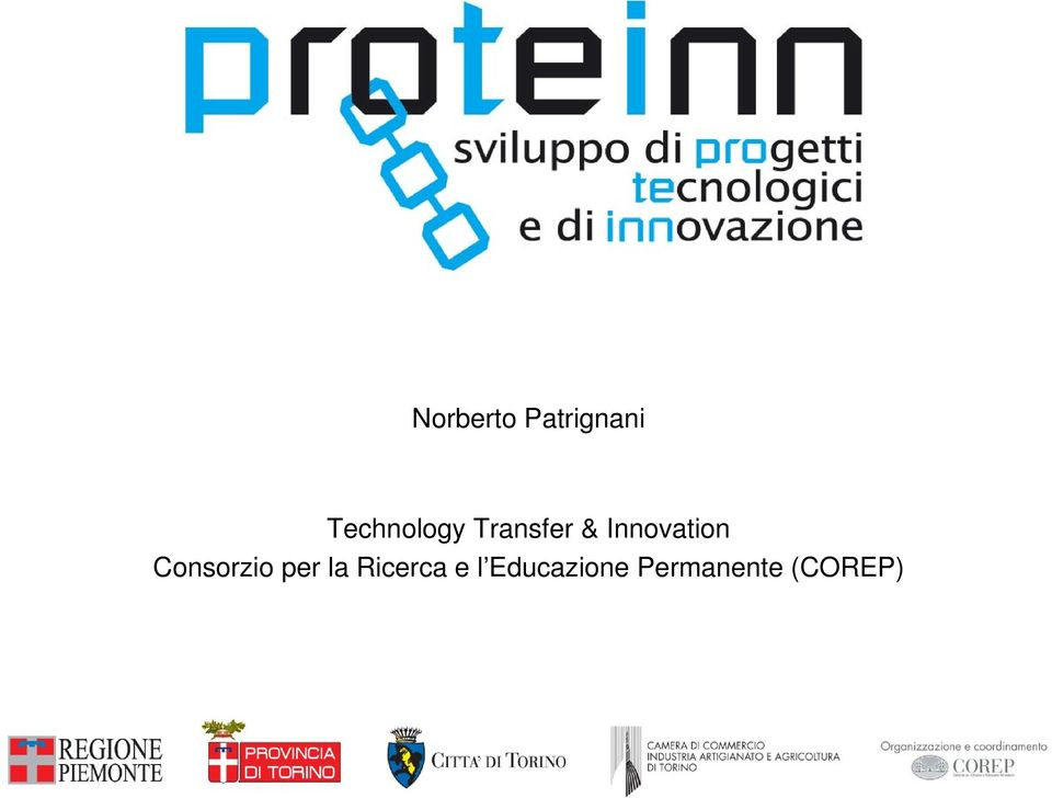Innovation Consorzio per la