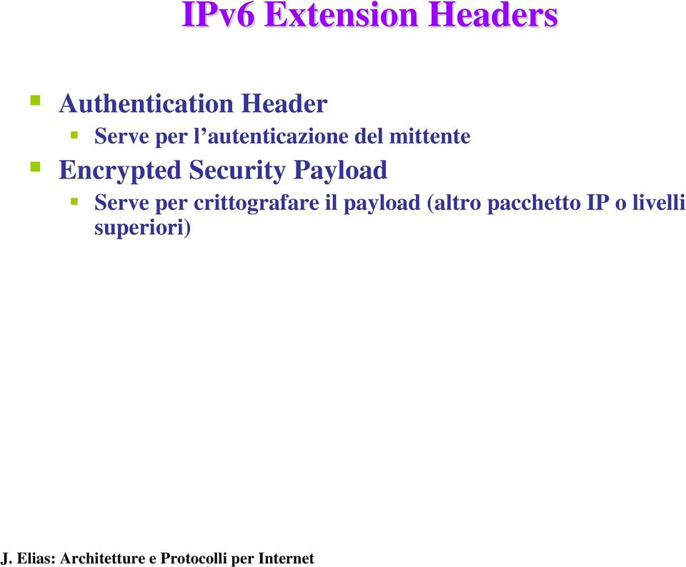 Encrypted Security Payload Serve per