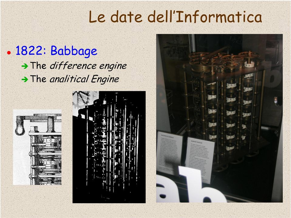 Babbage The