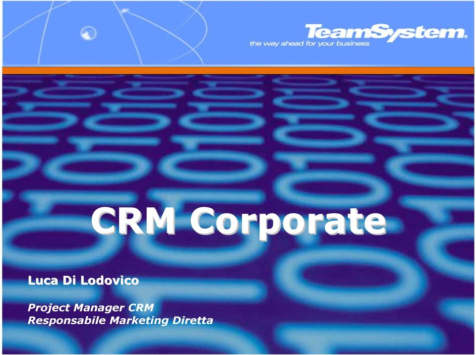 Manager CRM