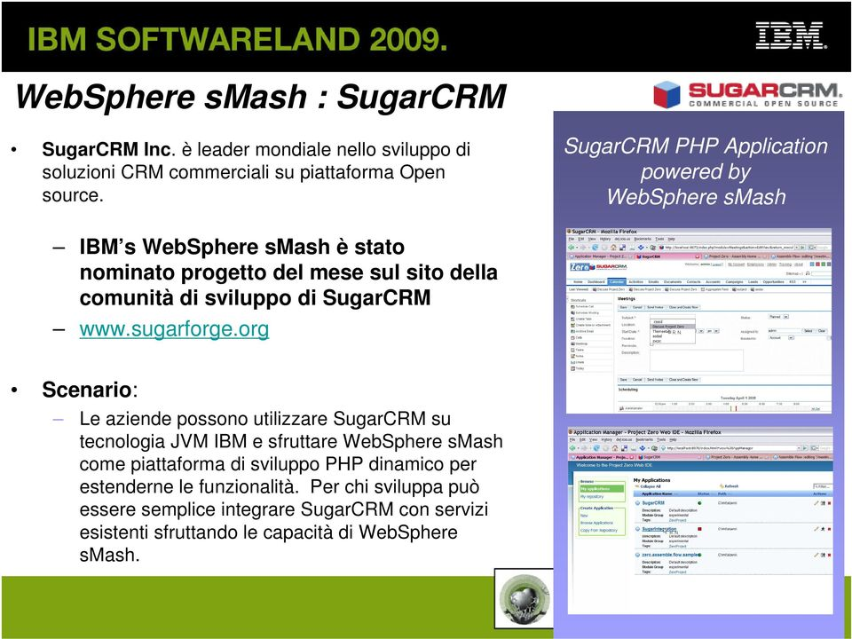 SugarCRM www.sugarforge.