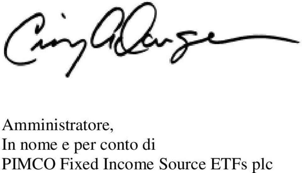 di PIMCO Fixed
