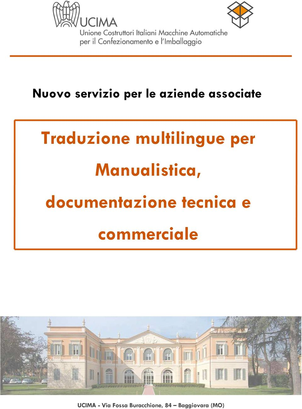 multilingue per Manualistica,