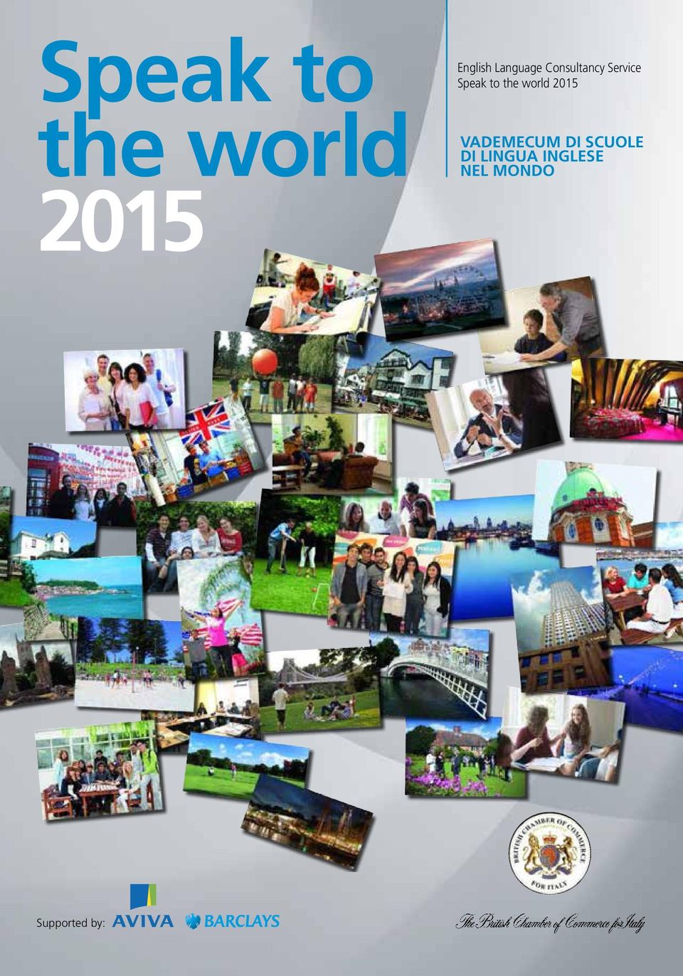 to the world 2015 VADEMECUM DI