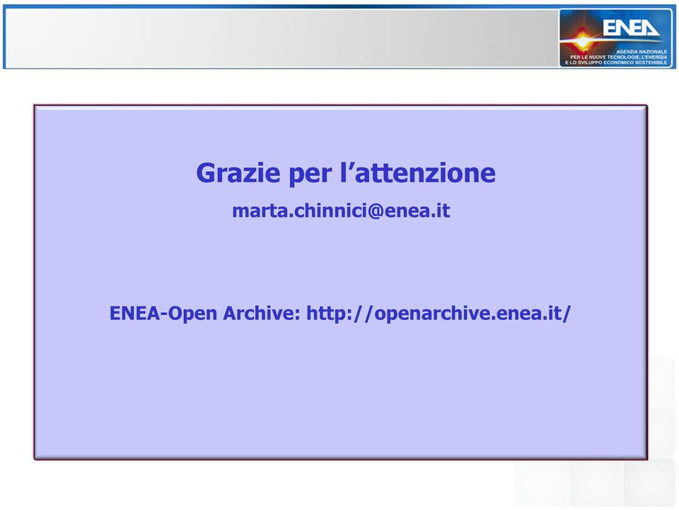 it ENEA-Open Archive: