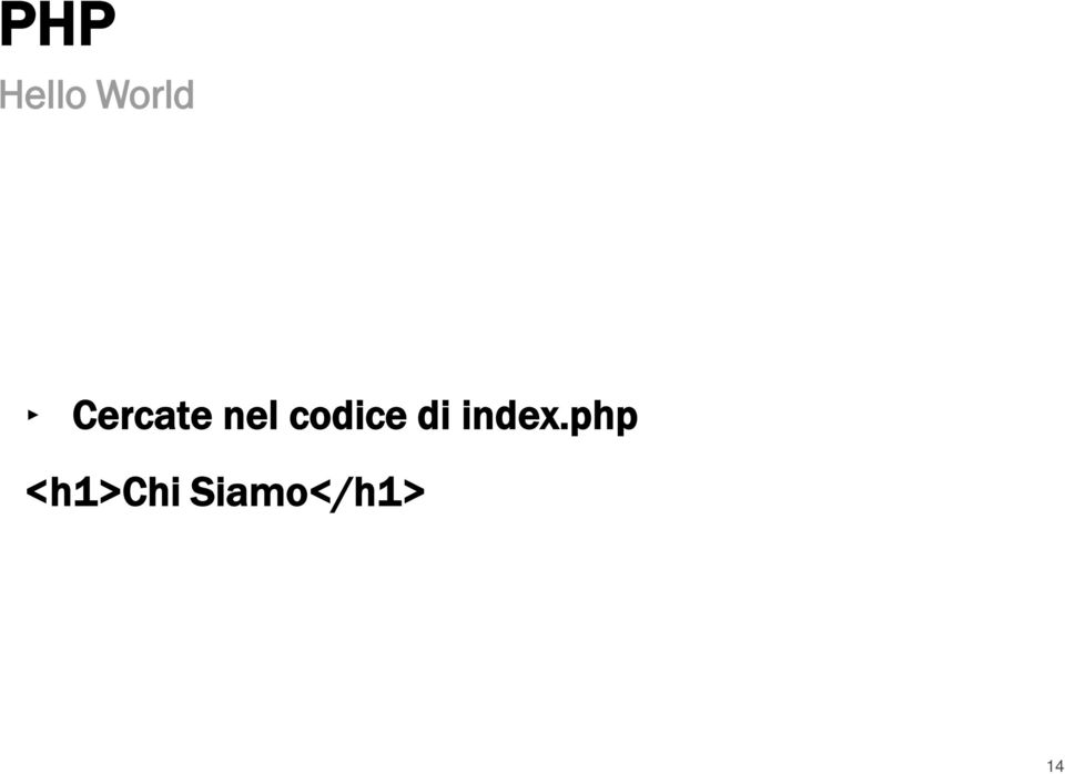 codice di index.