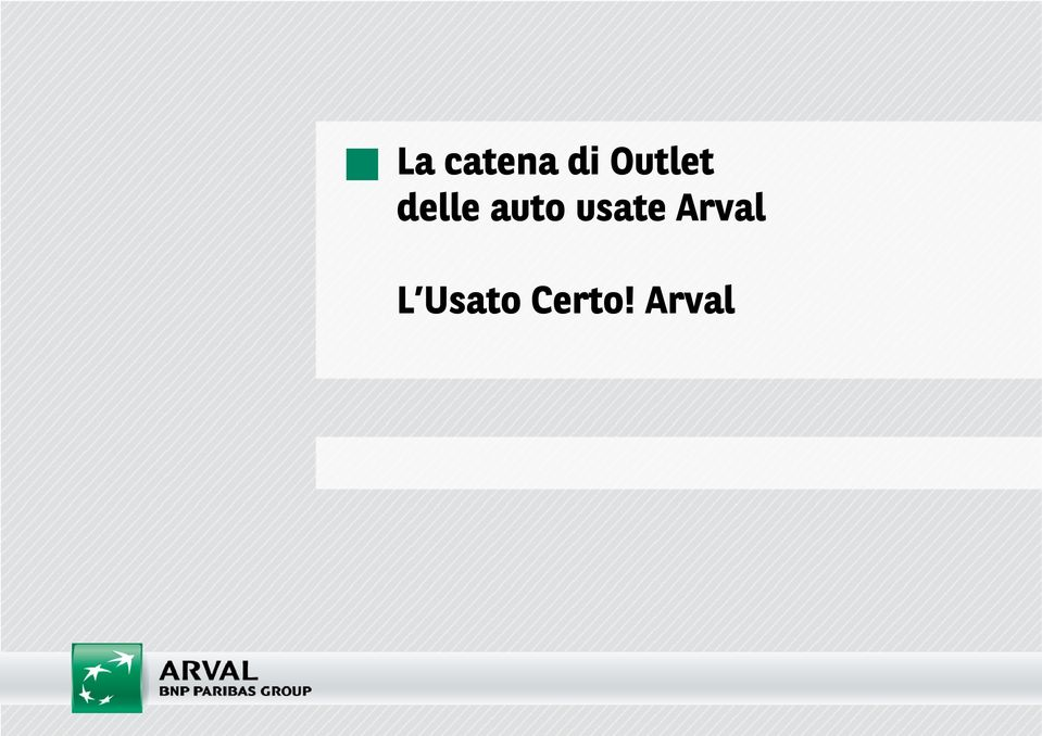 auto usate Arval