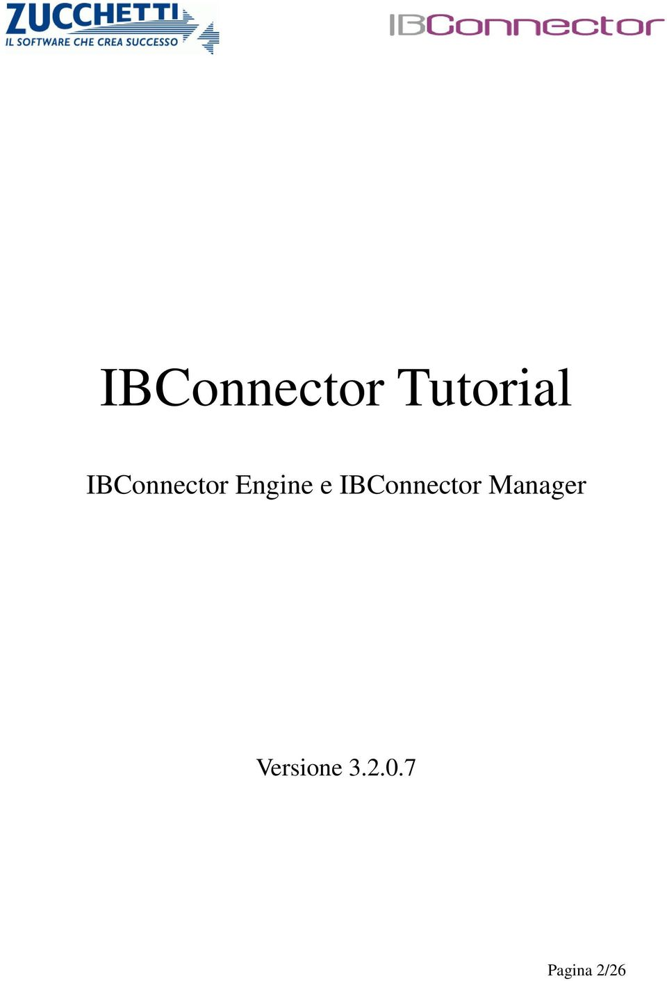 IBConnector Manager