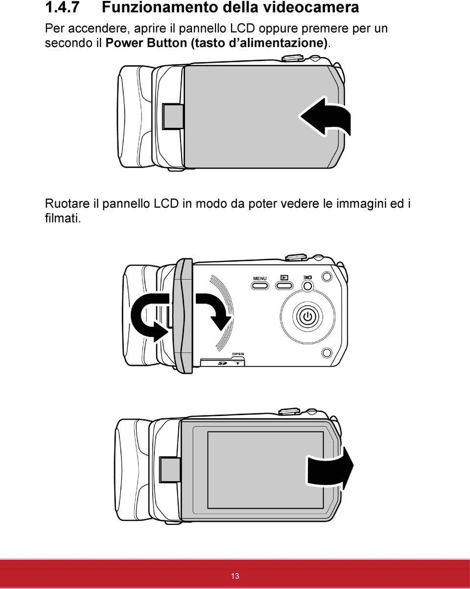 Power Button (tasto d alimentazione).