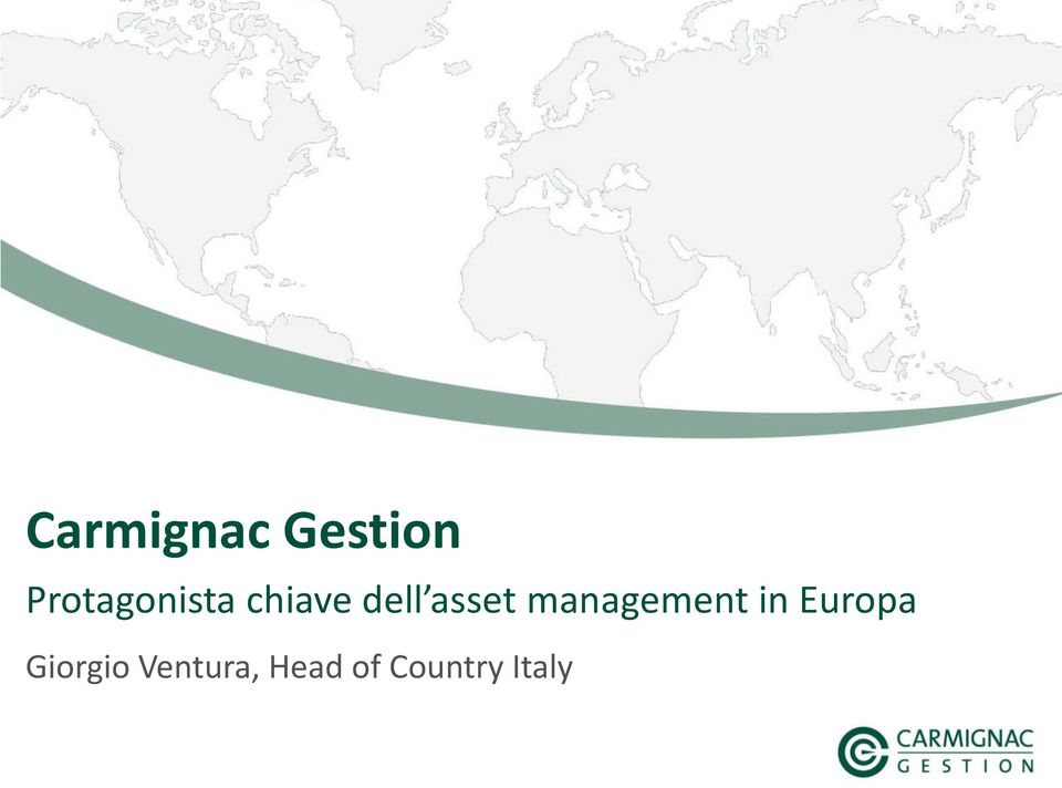 asset management in Europa