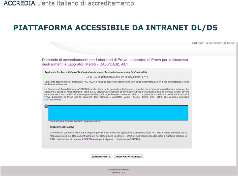 INTRANET DL/DS