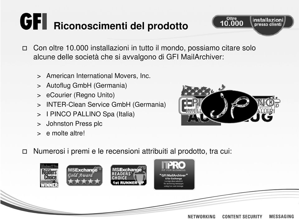 MailArchiver: > American International Movers, Inc.