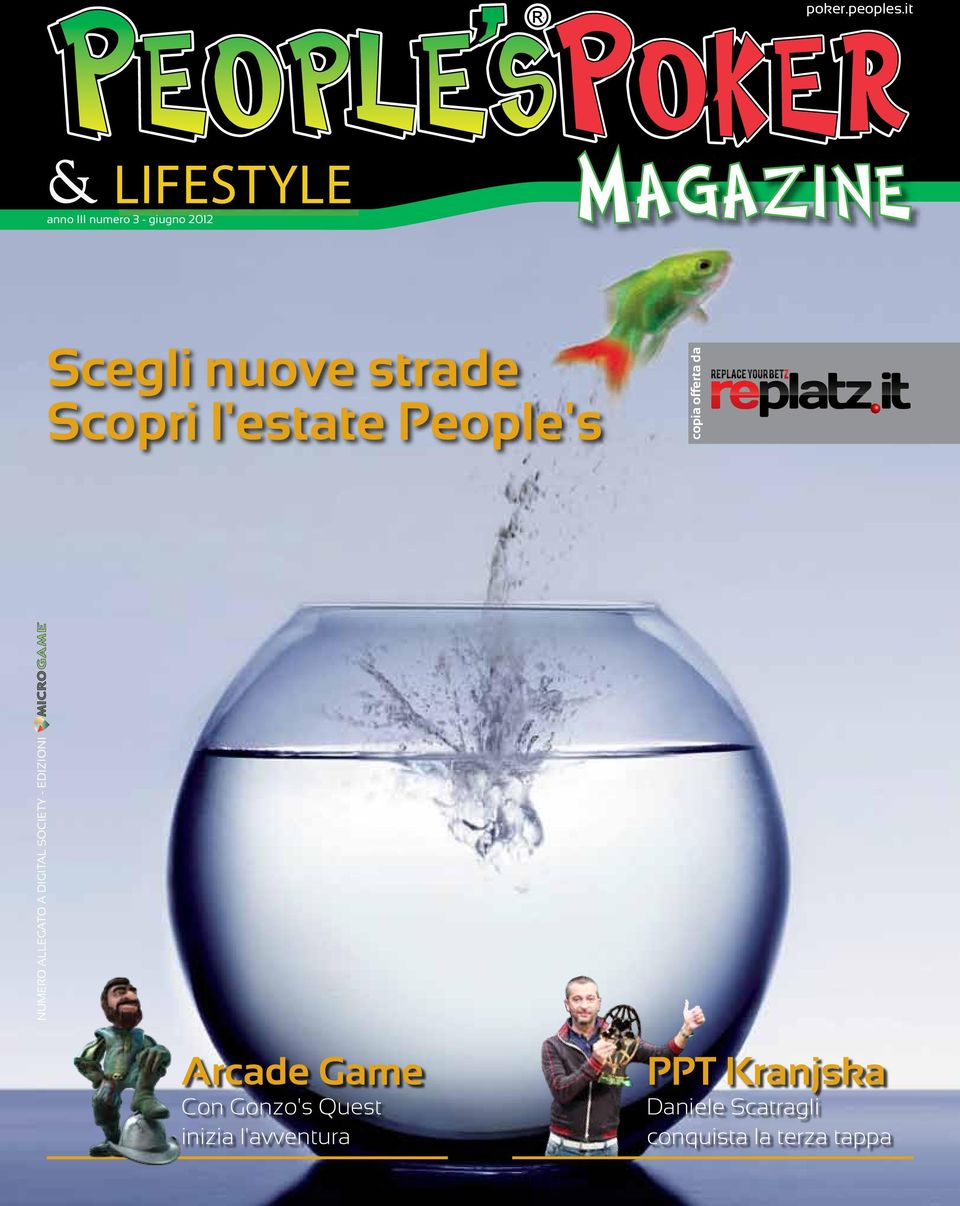l'estate People's numero allegato a digital society - edizioni
