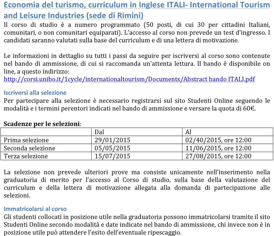 it/1cycle/internationaltourism/documents/abstract bando ITALI.