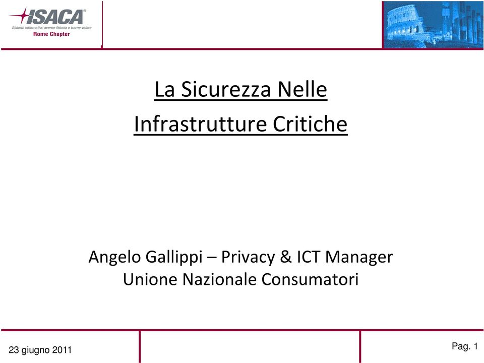 Gallippi Privacy & ICT Manager