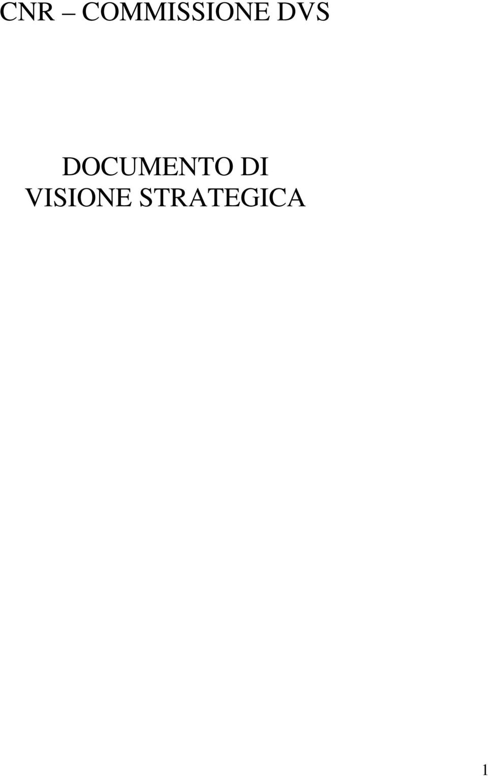 DVS DOCUMENTO