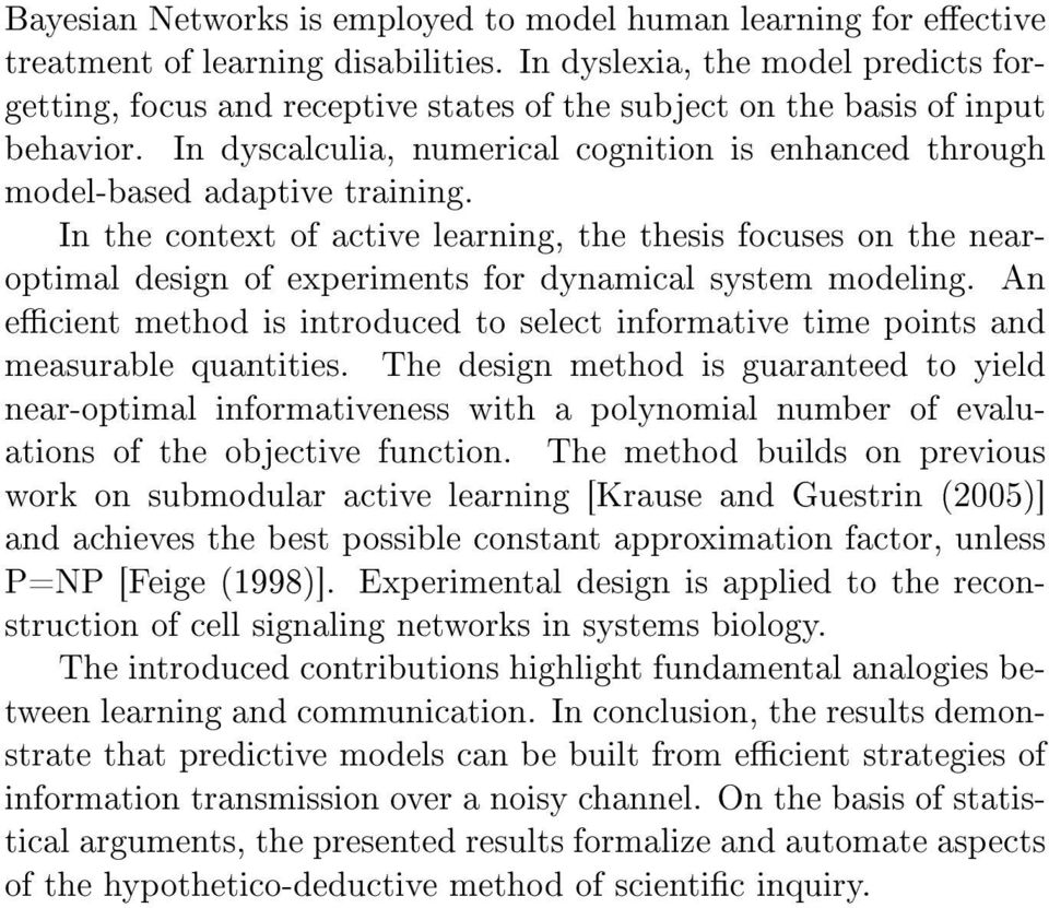 In dyscalculia, numerical cognition is enhanced through model-based adaptive training.