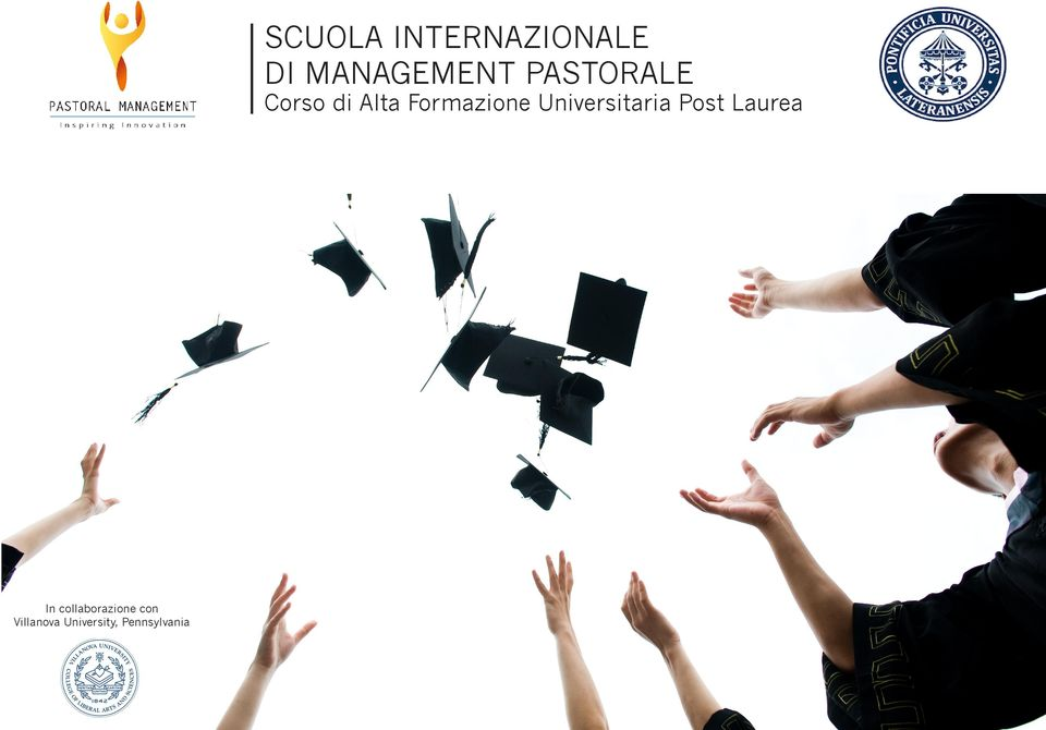 INTERNAZIONALE DI MANAGEMENT PASTORALE