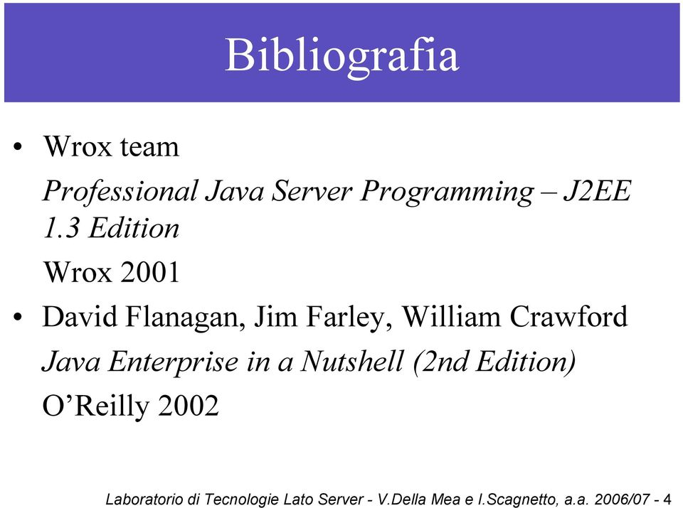 Java Enterprise in a Nutshell (2nd Edition) O Reilly 2002