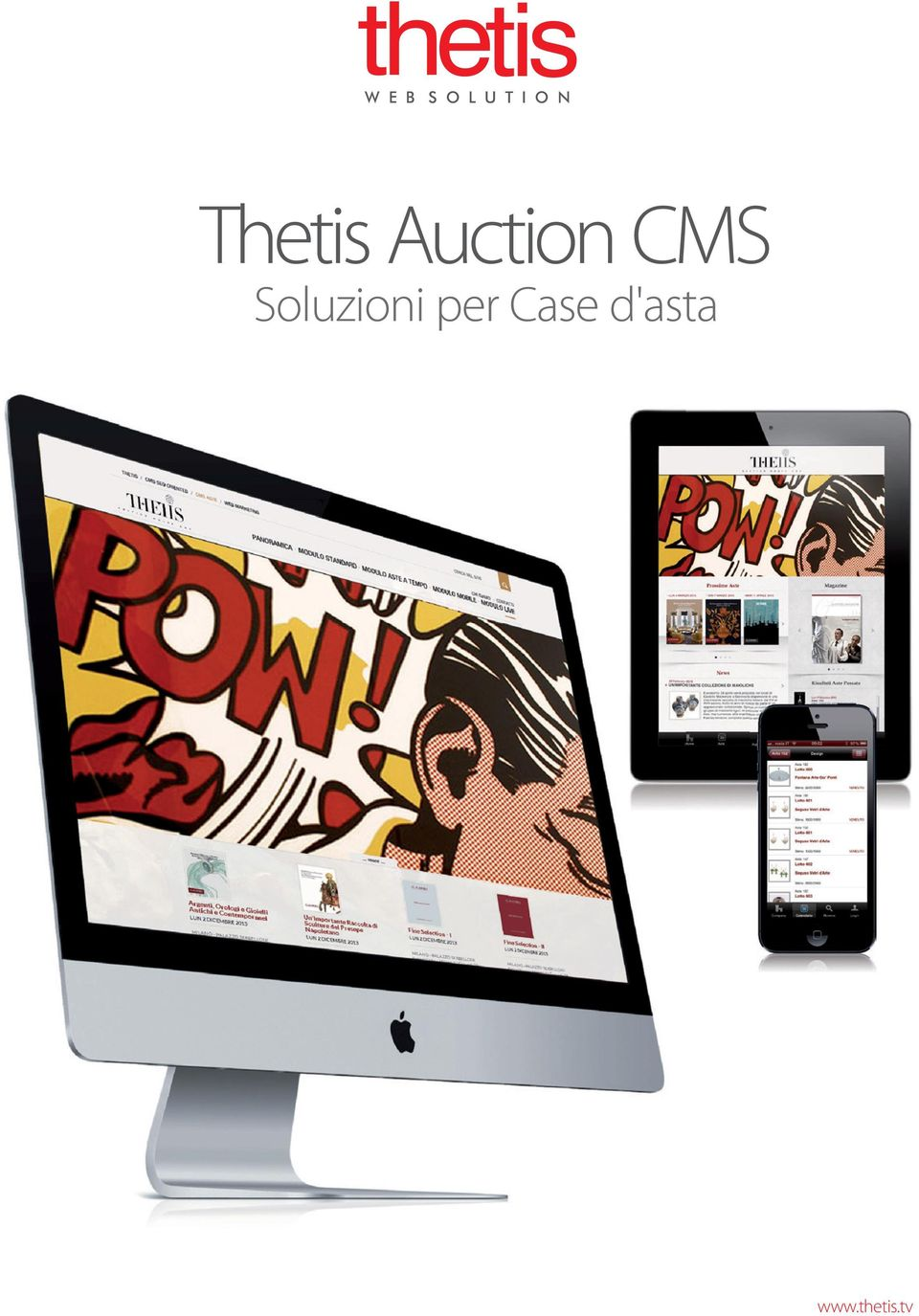 I O N Thetis Auction CMS