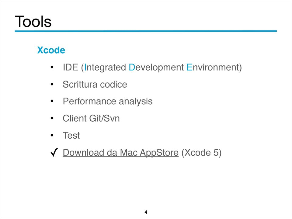 codice Performance analysis Client