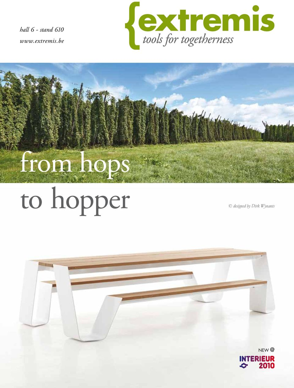 be from hops to