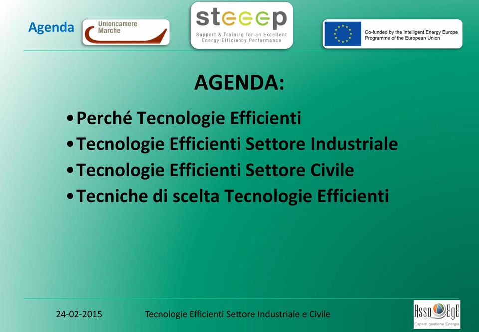 Tecnologie Efficienti Settore