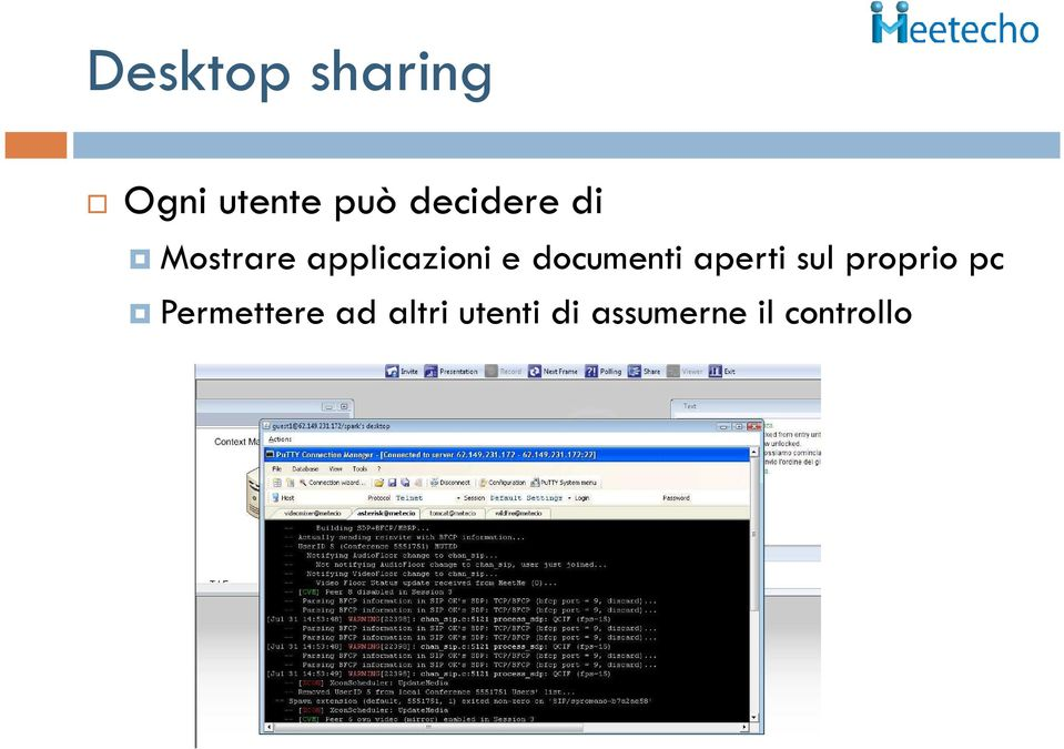 documenti aperti sul proprio pc