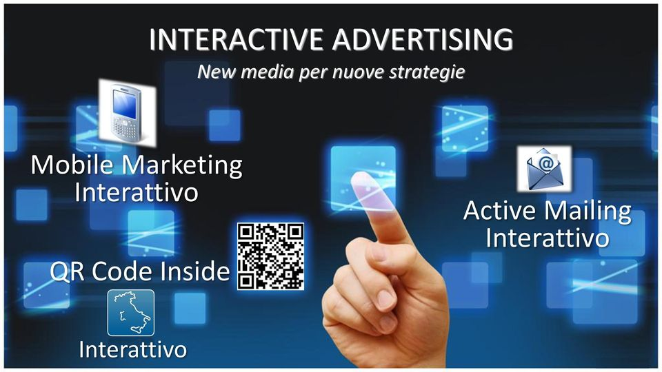 Marketing Interattivo QR Code