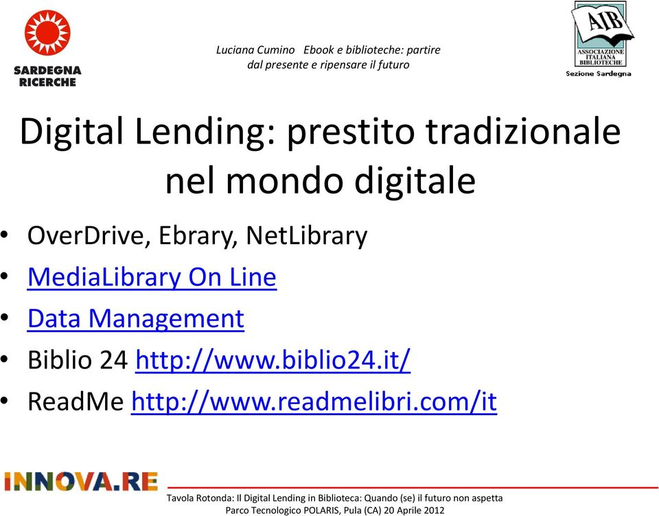 MediaLibrary On Line Data Management Biblio 24