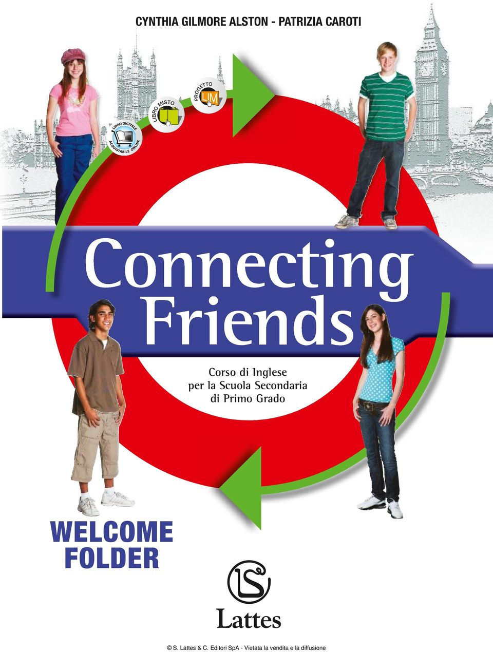 Connecting Friends Corso di Inglese