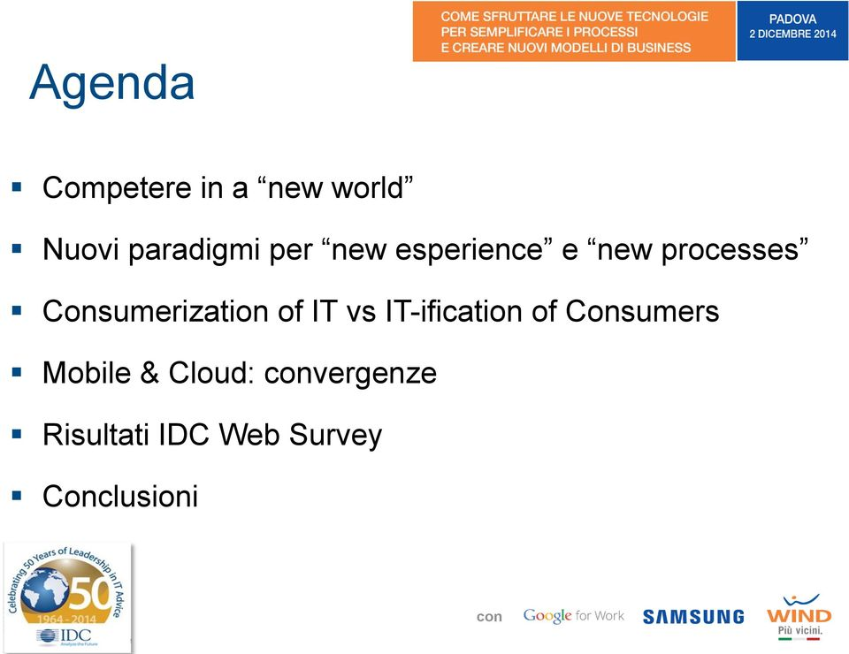 Consumerization of IT vs IT-ification of