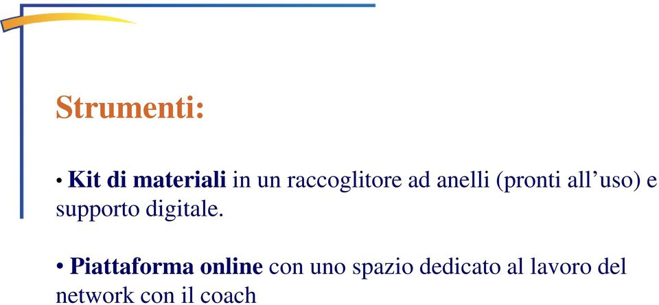 supporto digitale.