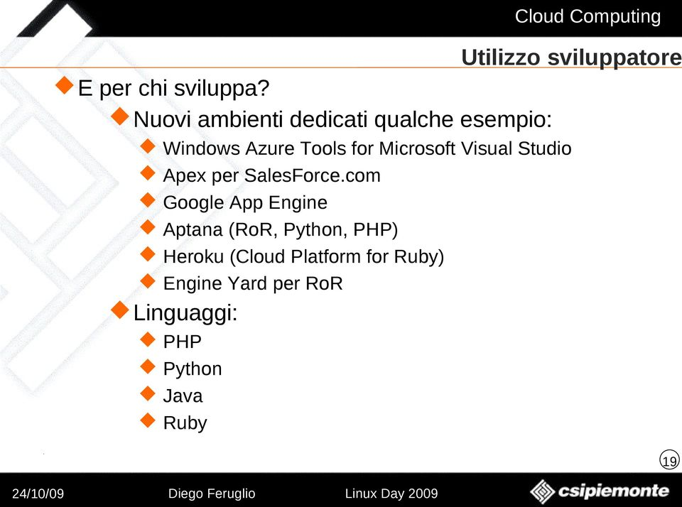 Microsoft Visual Studio Apex per SalesForce.