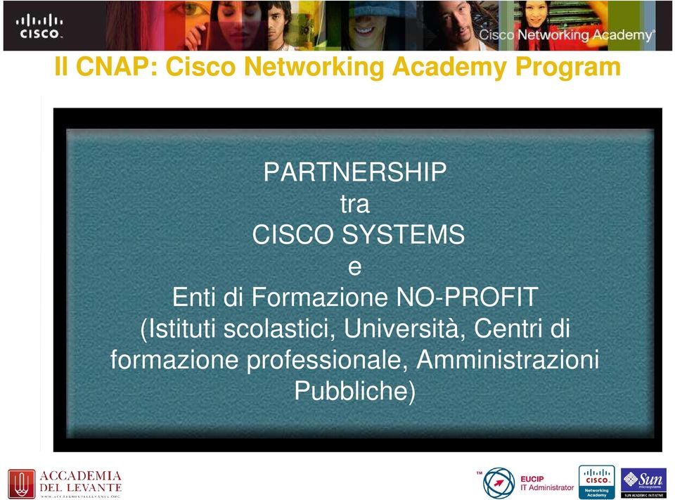 Partnership for lebanon and cisco systems