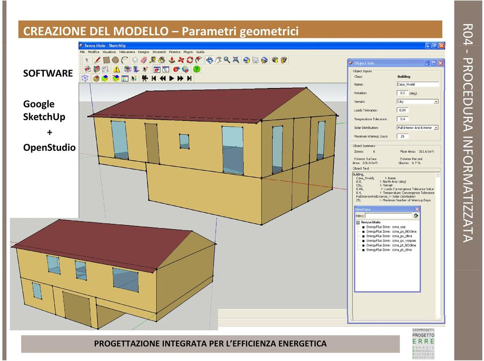 SOFTWARE Google SketchUp +