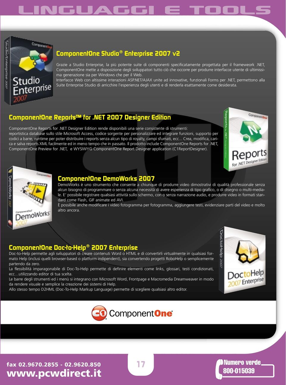 Interfacce Web con altissime interazioni ASP.NET/AJAX unite ad innovative, funzionali Forms per.